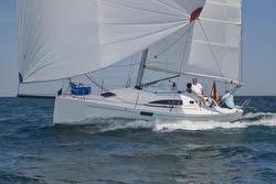 J/97E sailing off Germany