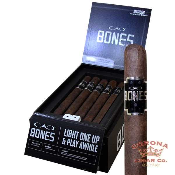Image of CAO Bones Matador Cigars