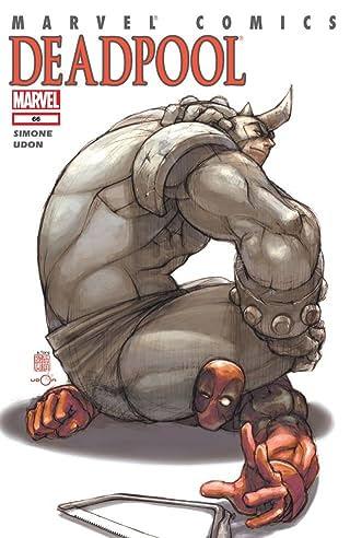 Deadpool (1997-2002) #66
