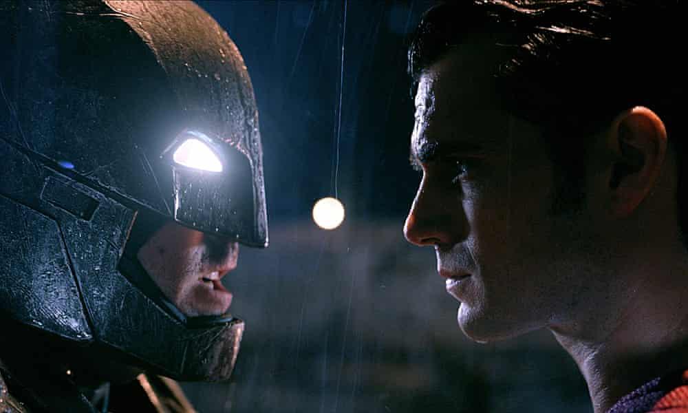 Why Batman v Superman isn't a bad movie