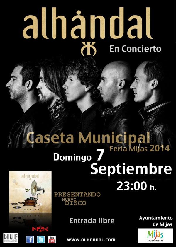 20140907 Cartel Feria Mijas WEB