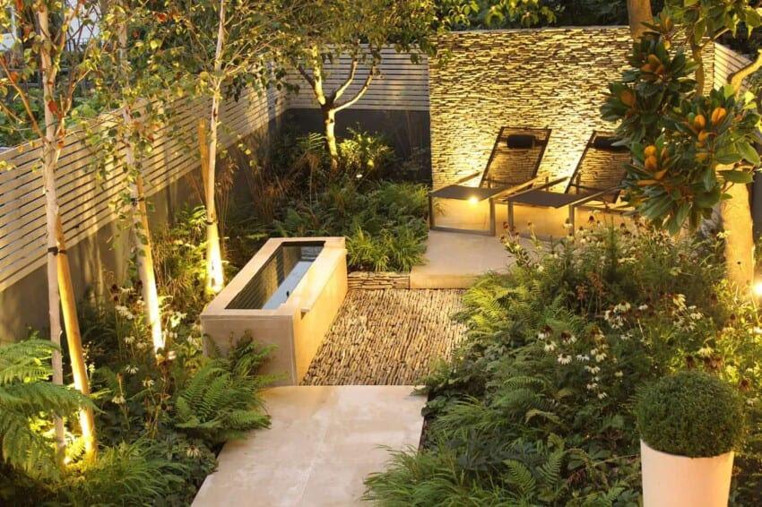 Barnsbury Townhouse Garden by Daniel Shea (9)