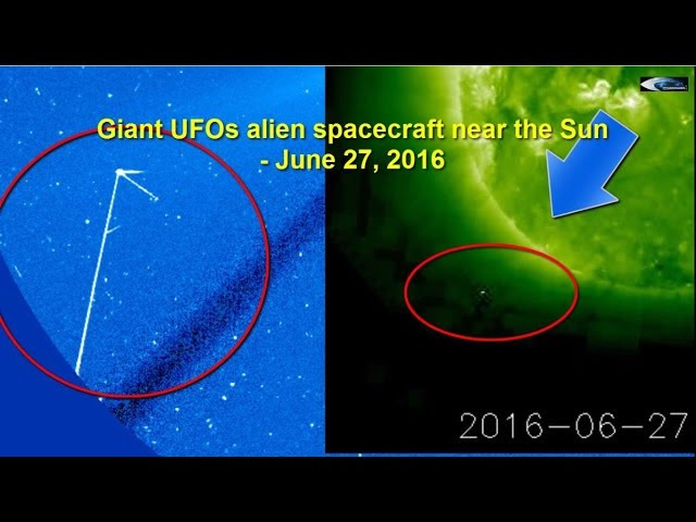 UFO News ~ UFO Hovering Over Mt. Shasta plus MORE Sddefault