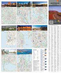 Australia Handy Map Internal Page