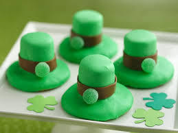 leprecan hat cookies