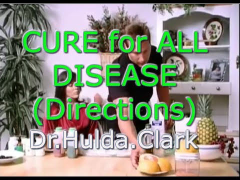 CURE for ALL disease H.Clark Full Movie  Hqdefault