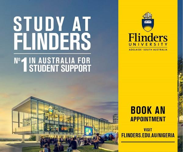 Australia`s No. 1 University for International Students Is Visiting Nigeria