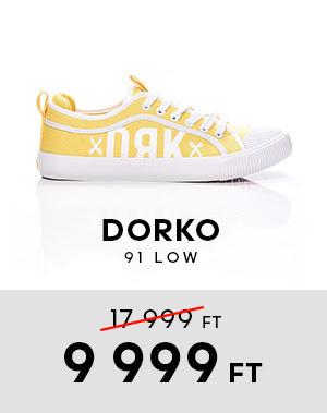 Végső leárazás - DORKO 91 LOW