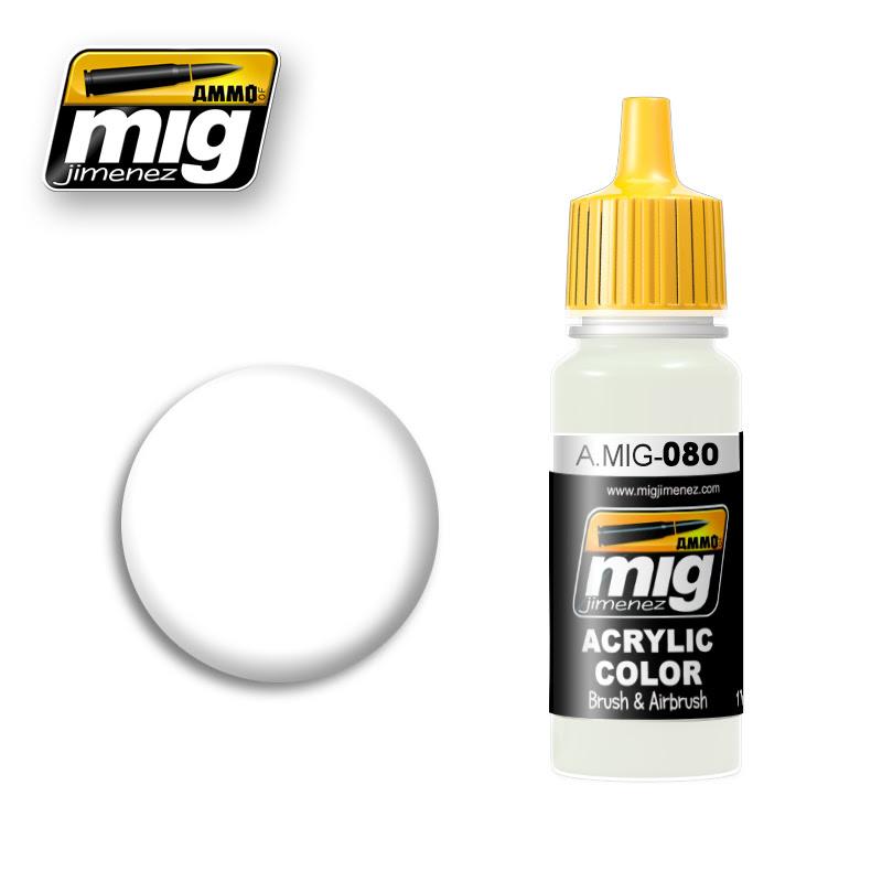 A.MIG-050 MATT WHITE