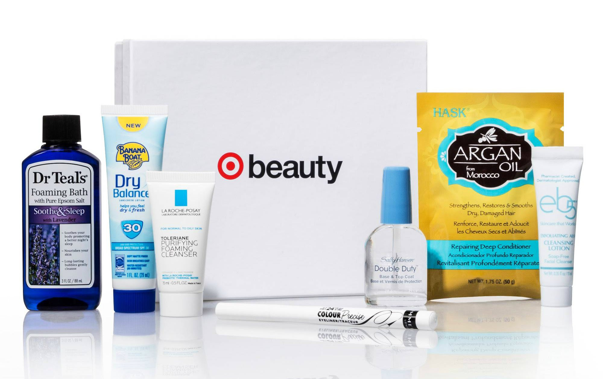 TWO Target Beauty Boxes For Ap...