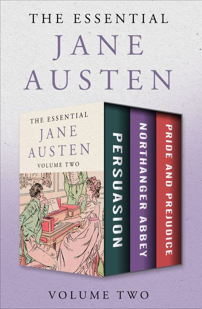 The Essential Jane Austen Volume Two