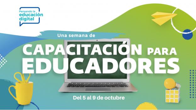 Semana de capacitación a Educadores