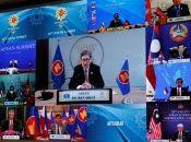 La Asean, fundada en 1967, está formada por Myanmar, Brunéi, Camboya, Filipinas, Indonesia, Laos, Malasia, Singapur, Tailandia y Vietnam.