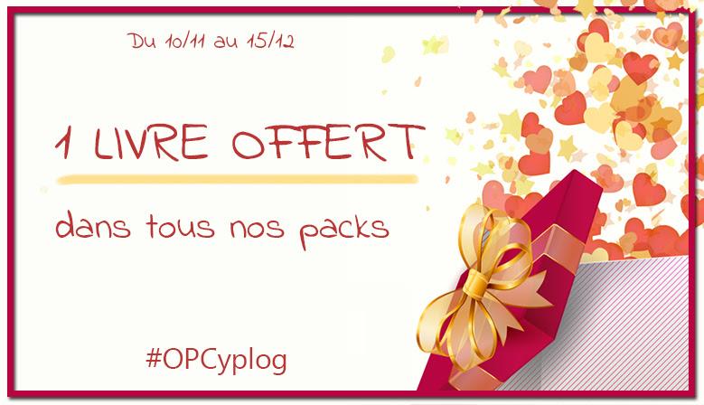 L'#OpCylog : Promotion sur les livres papier jusqu'au 15/12 87e93d5e-9111-42bb-9569-40492f89fe8c