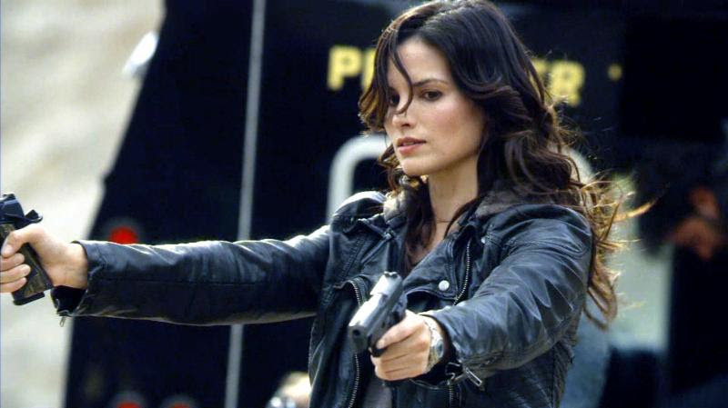 Katrina Law in Training Day