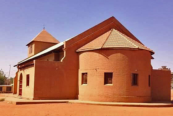 SPEC church building in Omdurman, Sudan. (Morning Star News)