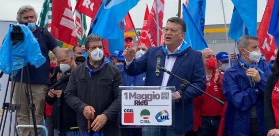 """PRIMO MAGGIO: LA RICHIESTA DEI SINDACATI, """"NO ALLO SBLOCCO DEI LICENZIAMENTI"""""""