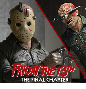 FRIDAY THE 13TH: FINAL CHAPTER ULTIMATE JASON FIGURE