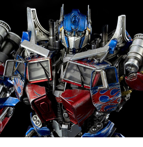 Transformers: Revenge of the Fallen DLX Scale Collectible Series Optimus Prime