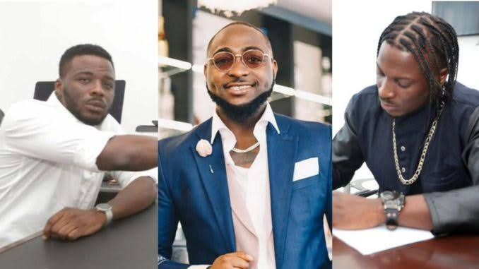Nigerians React To Davido Not Writing His Hit Song 'FIA' And Others As King Patrick Backs His Claim