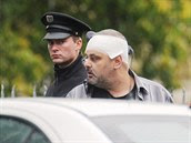 Útočnice ve Žďáru nad Sázavou v úterý poranila policejního vyjednavače (14. 10....