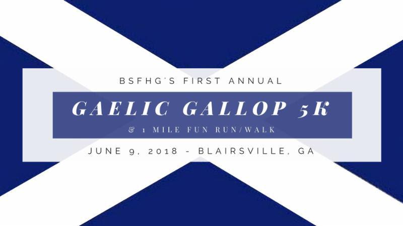 Gaelic Gallop