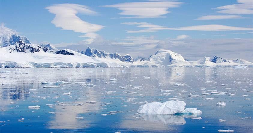 Descubren en la Antártida una forma de vida desconocida en la Tierra