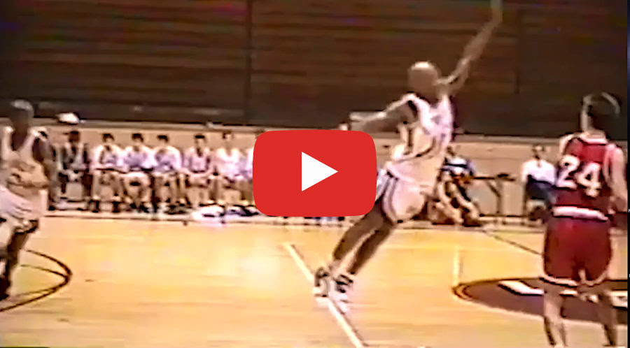 Recently Discovered Video Shows 9/11 victim Bobby McIlvaine Playing Basketball Against Kobe Bryant in 1992