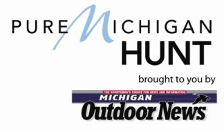 Pure Michigan Hunt and Michigan Outdoor News logo