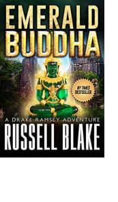 Emerald Buddha by Russell Blake