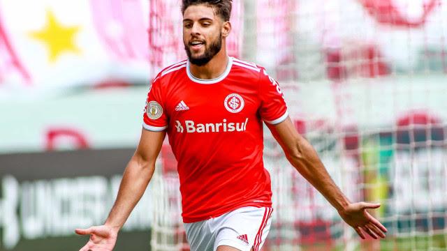 Após derrota, Yuri Alberto fala em recomeço do Inter sob o comando de Ramírez