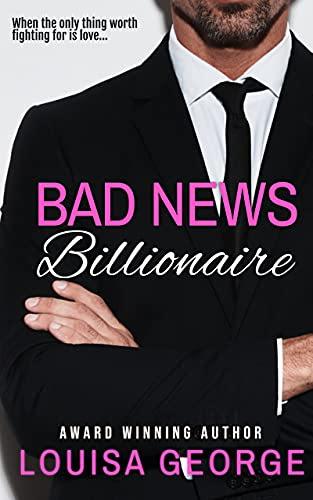 Cover for 'Bad News Billionaire'