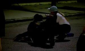 Protestas en EEUU por los 7 disparos por la espalda que un policía asestó contra un afroamericano