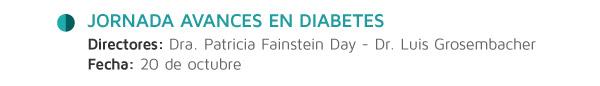 Avances en Diabetes