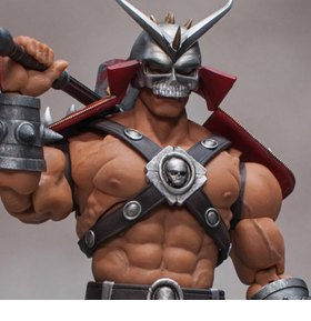 MORTAL KOMBAT VS SERIES SHAO KAHN 1/12 SCALE FIGURE