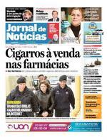 Ver capa Jornal de Notícias