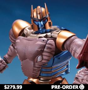 Transformers Masterpiece MP-41 Dinobot