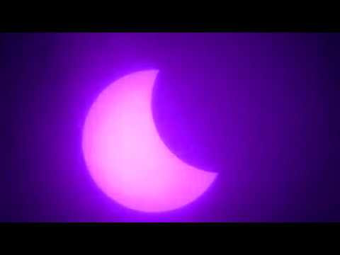 BEST RING OF FIRE ECLIPSE VIDEO FOOTAGE  Hqdefault