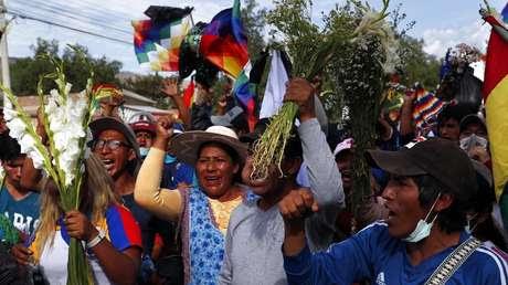 Bolivia: Cocaleros de Cochabamba dan un ultimátum a Jeanine Áñez exigiendo su renuncia