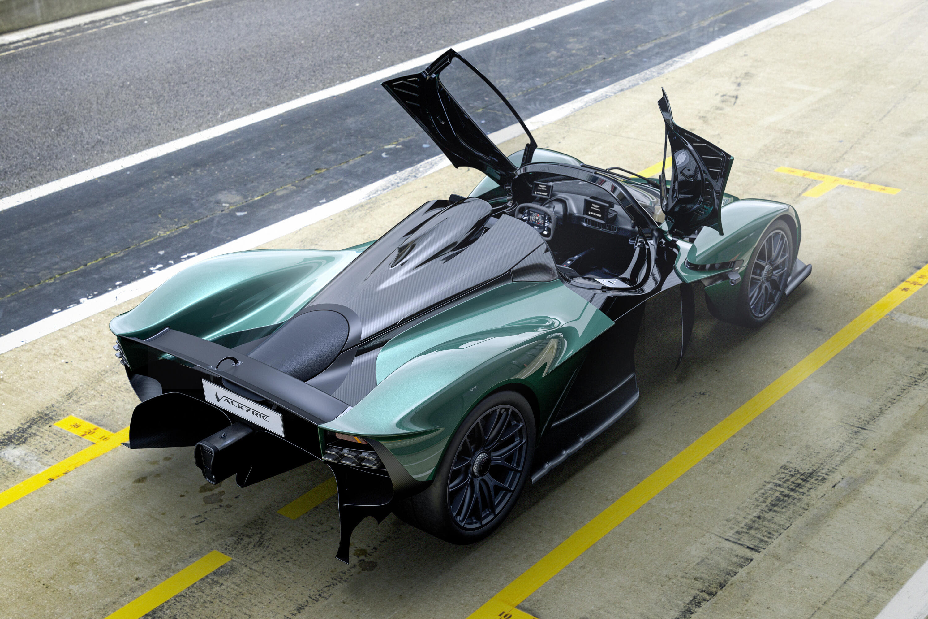 This Aston Martin vehicle is officially the most extreme convertible ever