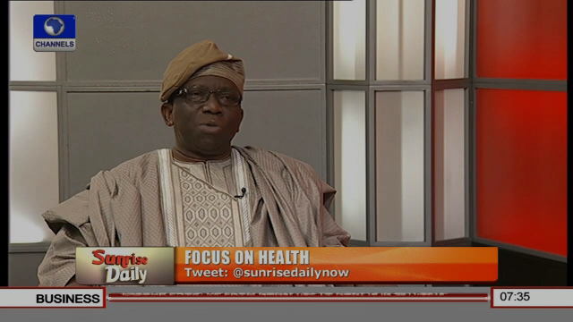 We Want To Re-position The Entire Health System -- Health Minister Pt.1