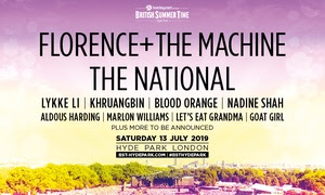 Barclaycard presents British Summer Time - Florence + The Machine & The National