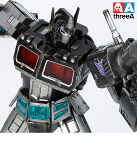 BBTS EXCLUSIVE NEMESIS PRIME PREMIUM SCALE COLLECTIBLE