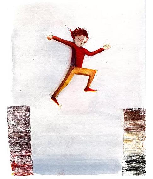 __el salto adelante_Siempre