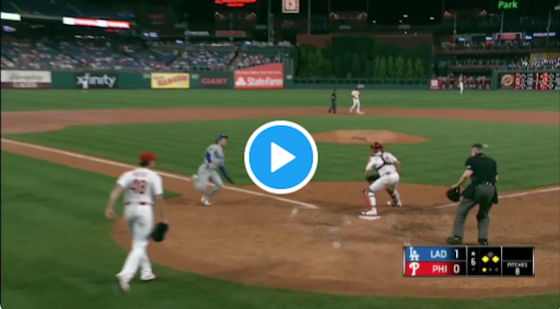 This could be the smoothest slide into home base ever