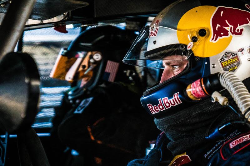 Luke Johnson, Red Bull, MagLock, Best In The Desert, Trophy Truck, Mason Motorsports
