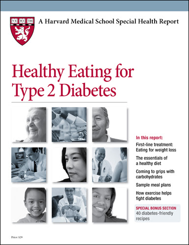 Product Page - Healthy Eating for Type 2 Diabetes