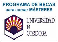 Becas para Másteres Universidad de Córdoba