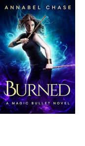 Burned by A. Blythe