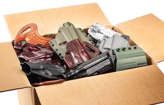The Holster Box: Learning What You Like in a CCW Rig